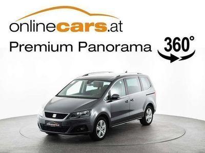 brugt Seat Alhambra Style 2,0 TDI CR DPF DSG Kombi / Family Van,
