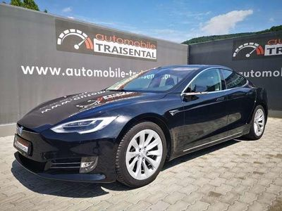 gebraucht Tesla Model S Allrad 90D Autopilot/Sun Roof