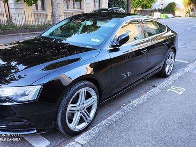 gebraucht Audi A5 Sportback 2,0 TFSI quattro S-tronic