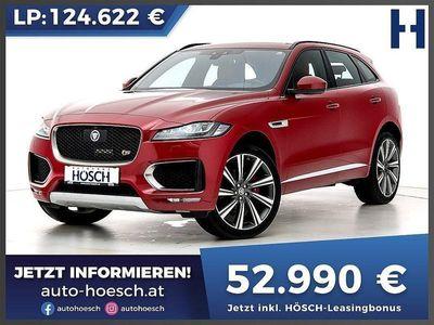 gebraucht Jaguar F-Pace S AWD Aut. VOLL LP: 124.622,-€