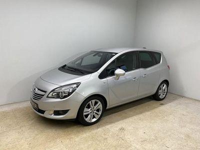 gebraucht Opel Meriva 1,4 Turbo Cosmo