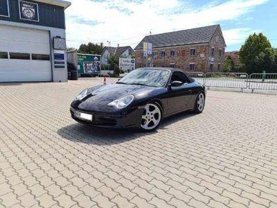 gebraucht Porsche 911 Carrera Cabriolet 996