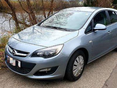 gebraucht Opel Astra Österreich Edition Klein-/ Kompaktwagen