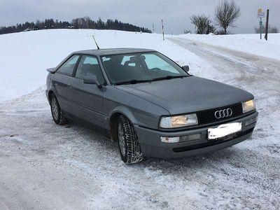 gebraucht Audi Quattro Coupe 2,3 E