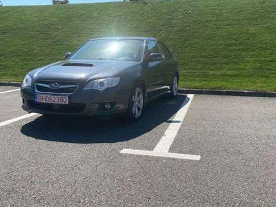 gebraucht Subaru Legacy 2.0D Active