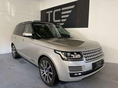 """gebraucht Land Rover Range Rover 4,4 SDV8 Vogue 21"""", AHK, Panorama, Standheizung,"""