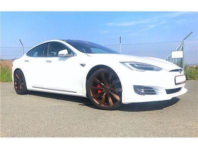 gebraucht Tesla Model S P100D Unplugged Performance, Sitzlüftung
