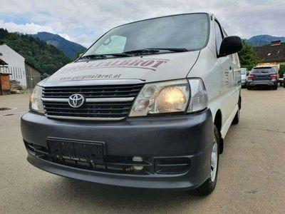 gebraucht Toyota HiAce 4x4 ALLRAD, LANGER RADSTAND !*