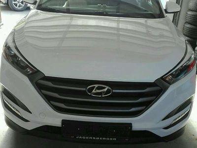brugt Hyundai Tucson SUV / Geländewagen,