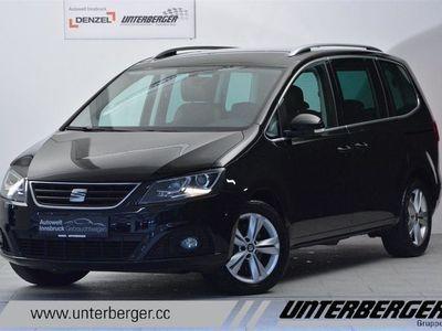 gebraucht Seat Alhambra Executive 2,0 TDI DSG 4WD Kombi / Family Van