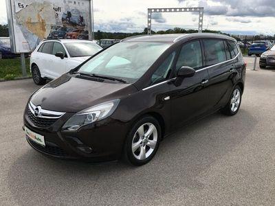 gebraucht Opel Zafira Tourer 1,4 Turbo ecoflex Cos