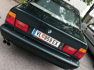 gebraucht BMW 525 5er-Reihe E34 i (M50b25) Limousine