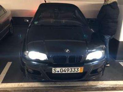 gebraucht BMW 330 Cabriolet 3er-Reihe Cabrio E46