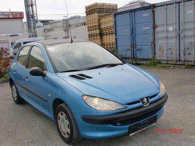gebraucht Peugeot 206 XN 1,1