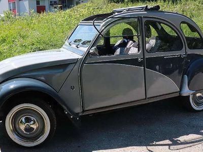 gebraucht Citroën 2CV Club Cabrio / Roadster