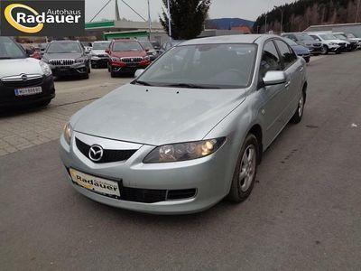gebraucht Mazda 6 Sport CD120 Plusline