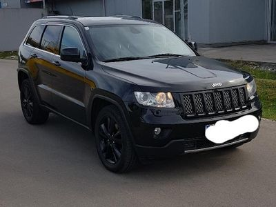 used Jeep Grand Cherokee 3,0 Limited CRD