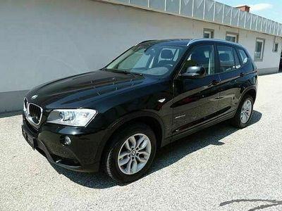 gebraucht BMW X3 xDrive20d Österreich-Paket