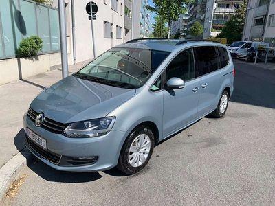gebraucht VW Sharan 2.0 TDI Highline BMT Bluemotion Kombi / Family Van
