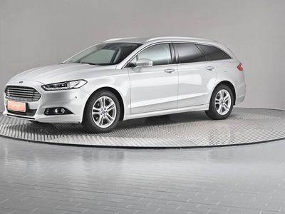 gebraucht Ford Mondeo Traveller Titanium 2.0 TDCi PowerShift-Aut.