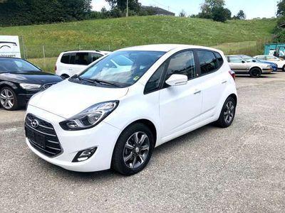 gebraucht Hyundai ix20 1,4 CVVT Edition 25, Bluetooth, PDC, Klimaautomatik Kombi / Family Van