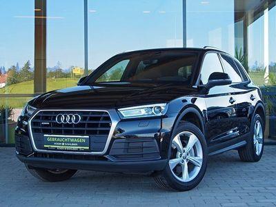 gebraucht Audi Q5 2,0 TDI quattro S-tronic, AHV