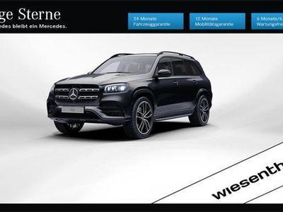 gebraucht Mercedes GLS400 d 4MATIC, 330 PS, 5 Türen, Automatik