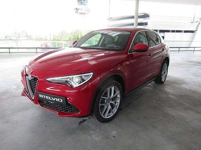 gebraucht Alfa Romeo Stelvio First Edition 2,0 ATX AWD SUV / Geländewagen,