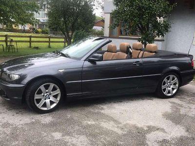 gebraucht BMW 318 Cabriolet 3er-Reihe i / Roadster