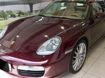 used Porsche Boxster 2,7