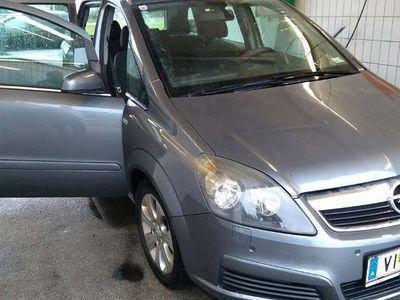 brugt Opel Zafira 1,9 CDTI Kombi / Family Van,