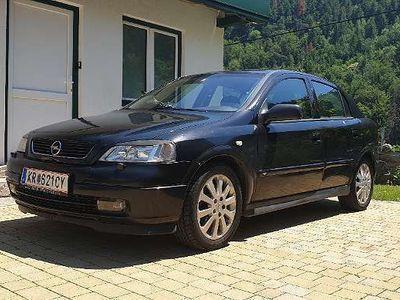 gebraucht Opel Astra CC Limousine,