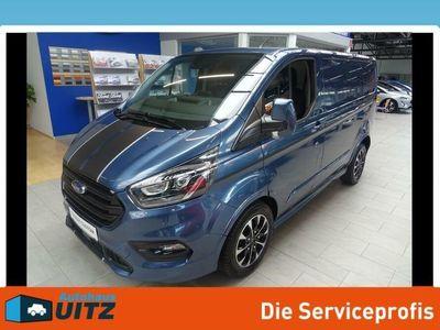 gebraucht Ford Custom TransitKasten 20 TDCi L1H1 320 Sport Aut.