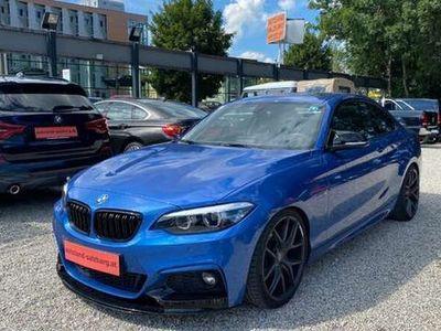 gebraucht BMW 220 i M Sport Coupe (F22) Z-PERFORMANCE M240i OPTIK!