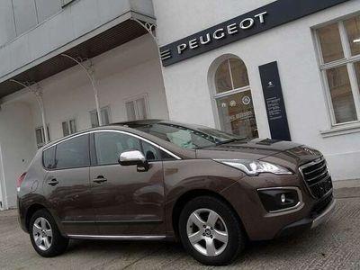gebraucht Peugeot 3008 1,6 BlueHDi 120 S&S Allure