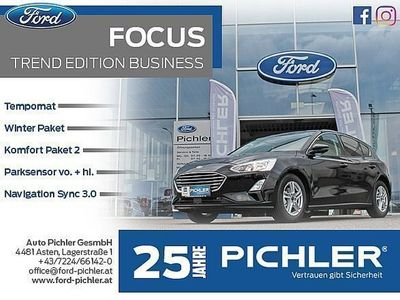 gebraucht Ford Focus Trend Edition Business 1,0 Ecob. 100PS LEASING AK