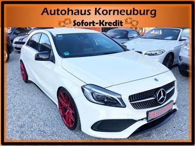 used Mercedes A200 d 4MATIC Aut.*MEGAVOLL*AMG-PAKET!!!*