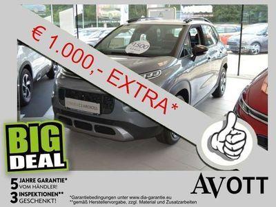 gebraucht Citroën C3 Aircross PureTech 110 S&S EAT6 Feel Aut. Limousine,