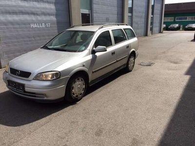 gebraucht Opel Astra Caravan Comfort DTI Ds. Kombi / Family Van