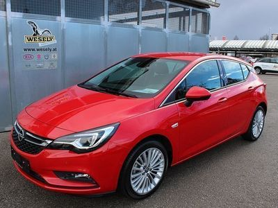 brugt Opel Astra 4 Turbo Ecotec Direct Inj. Innovation S... Limousine,