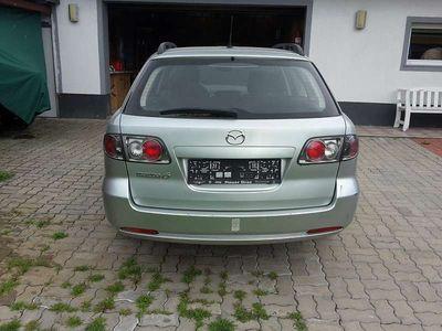 gebraucht Mazda 6 TDi Kombi Bj 2007 komplett oder Einzelteile Kombi / Family Van,
