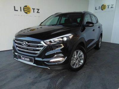 gebraucht Hyundai Tucson 2,0 CRDi 4WD Premium