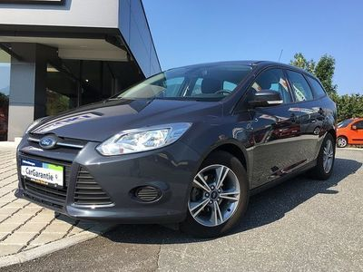 gebraucht Ford Focus Traveller Easy 1,6 TDCi Kombi / Family Van,