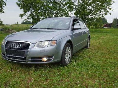 gebraucht Audi A4 Avant 2,7 TDI V6 DPF Multitronic