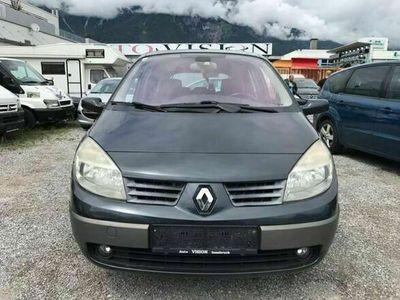 gebraucht Renault Grand Scénic 1.9 dCi FAP Privilege 7 sitz
