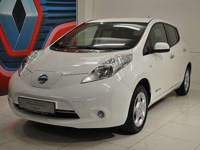 gebraucht Nissan Leaf (mit Batterie) Acenta 24 kWh