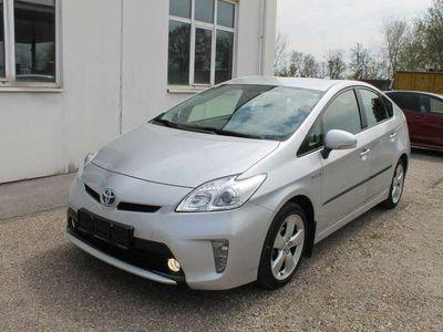 gebraucht Toyota Prius 1,8 VVT-i Hybrid Comfort 12 mit Navi!