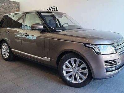 gebraucht Land Rover Range Rover 3,0 TD V6 Vogue