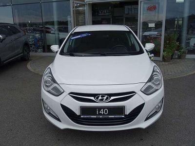 gebraucht Hyundai i40 Europe 1,7 CRDi DPF Limousine