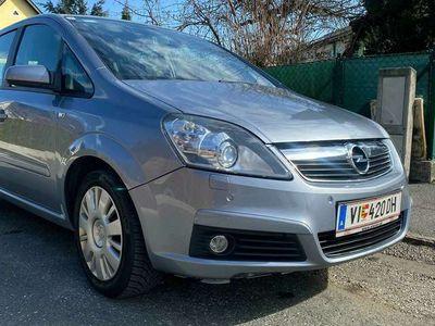 gebraucht Opel Zafira Edition 1,9 CDTI Aut.